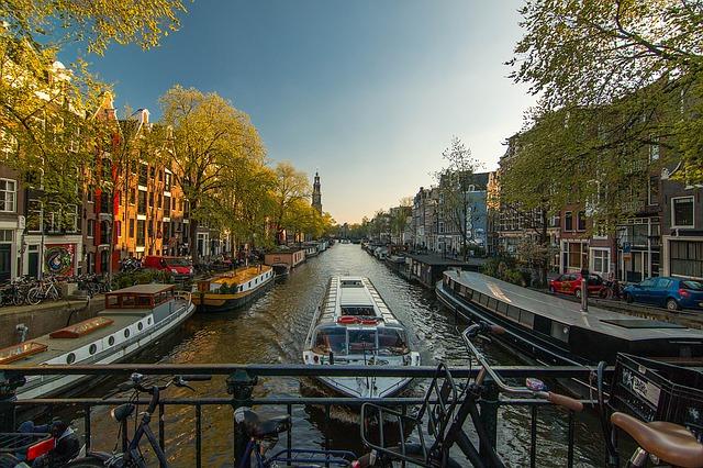 Ekskurzija v Amsterdam