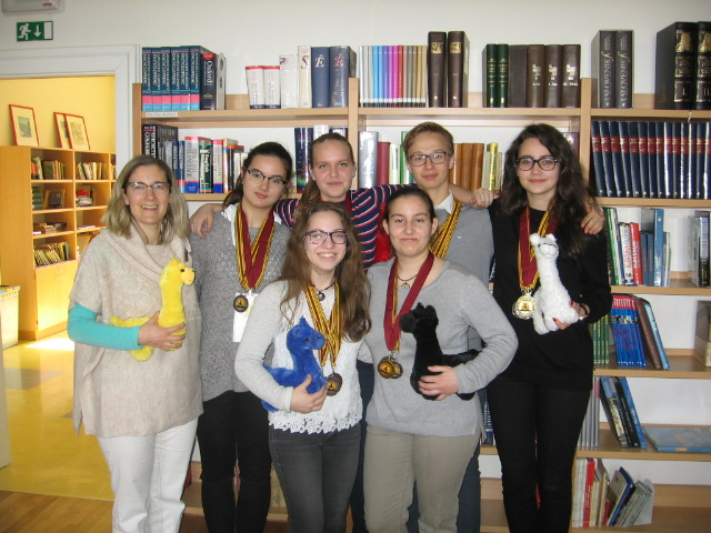 Brežiški gimnazijci odlični na tekmovanju iz angleškega jezika