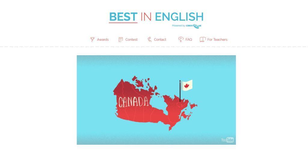 Angleško tekmovanje Best In English