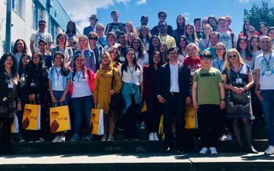 Erasmus+, delovno srečanje na Portugalskem