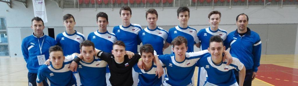 Gimnazija Brežice osvojila 15. mesto na svetovnem srednješolskem prvenstvu v futsalu