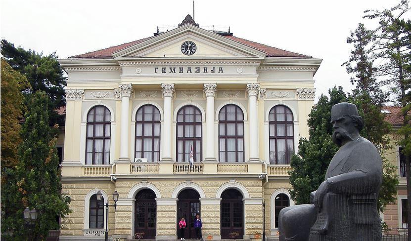 Dijaki na izmenjavi v Srbiji