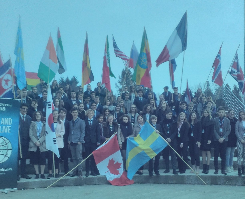 GimMUN PTUJ 2018 – Konferenca Združenih narodov na Ptuju