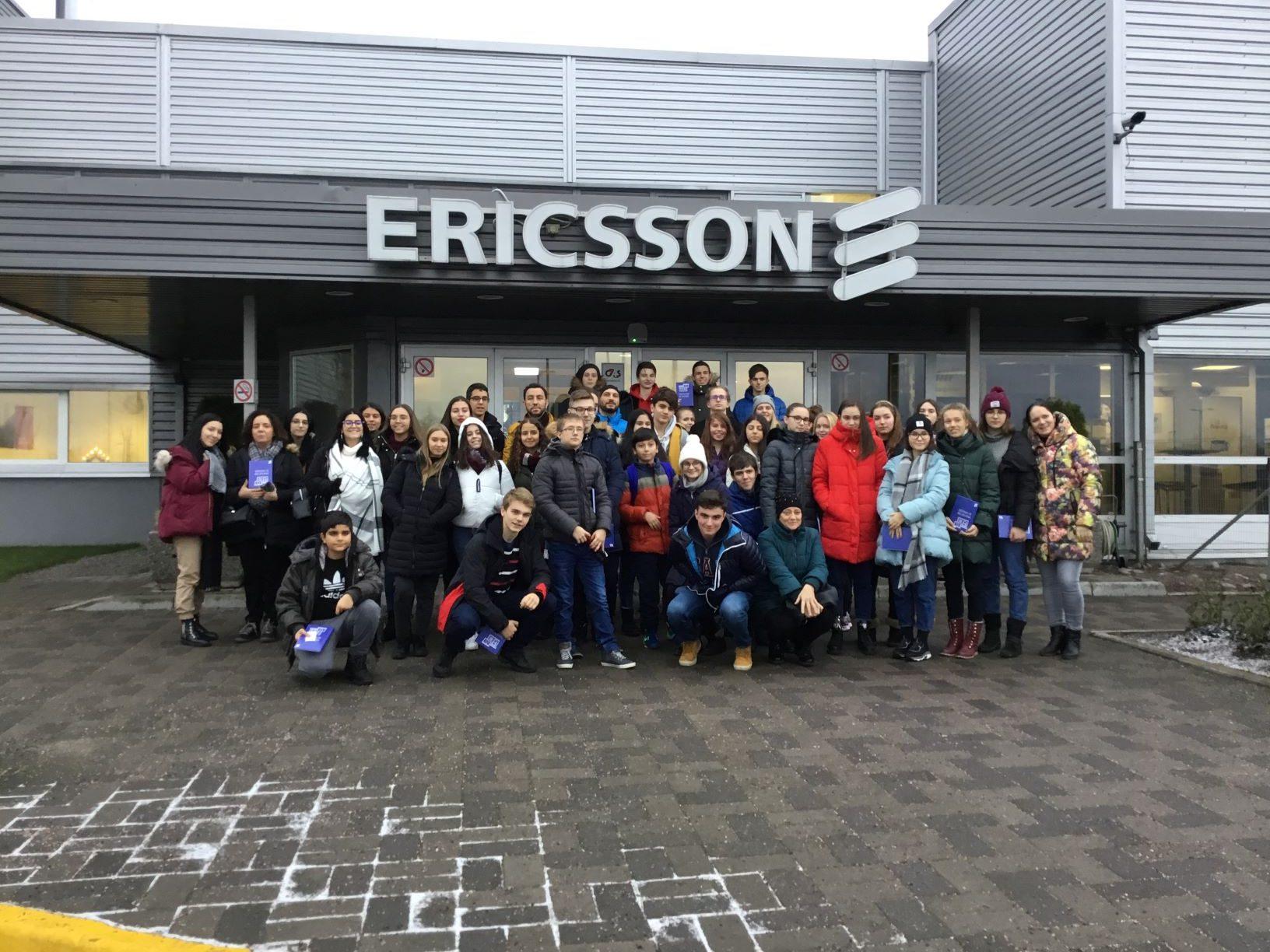 Erasmus+, delovno srečanje v Estoniji