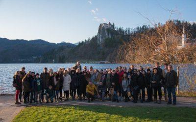 Erasmus+ delovno srečanje v Sloveniji
