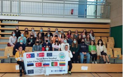 Izvedli smo Erasmus + projekt z udeleženci iz Turčije, Litve, Estonije in Portugalske